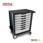 Tủ đựng dụng cụ 8 ngăn có dụng cụ 448 cái GE-44803 Toptul