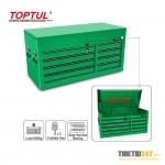 Tủ đựng dụng cụ 8 ngăn hạng nặng không có dụng cụ TBAA0801 Toptul