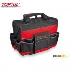 Túi đựng dụng cụ có bánh xe kéo 450x240x340mm PBW-045A Toptul