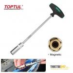 Tuýp chữ T mở Bugi 14mm CTFB1435 Toptul