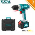 Máy khoan pin TDLI228180 Toal 10mm - 18V