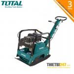 Máy đầm nén nền bê tông dùng xăng TP7125-4 Total