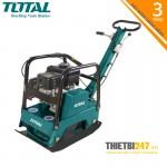 Máy đầm nén nền bê tông dùng xăng TP7100-1 Total