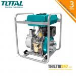 Máy bơm nước dùng dầu TP5202 Total 50mm - 3.8HP