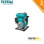 Máy bơm nước dùng xăng TP3101 Total 25mm - 9HP