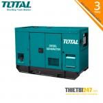 Máy phát điện dùng dầu TP2100K3 Total 12.5W