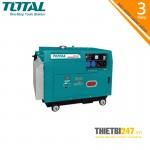 Máy phát điện dùng dầu TP250003 Total 5KW