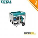 Máy phát điện dùng dầu TP450003 Total 5KW
