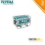 Máy phát điện dùng xăng TP135006 Total 3.5KW
