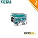 Máy phát điện dùng xăng TP130005 Total 3KW