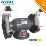 Máy mài 2 đá TBG35020 Total 200mm - 350W