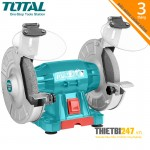 Máy mài 2 đá TBG15015 Total 150mm - 150W