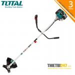 Máy cắt cỏ dùng xăng kèm lưỡi cắt bụi rậm TP445441 Total 230mm - 1500W