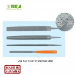 Dũa Inox - Files For Stainless Steel Tsubosan