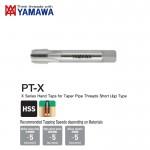 Mũi taro sê-ri X cho ren ống côn PT-X Yamawa