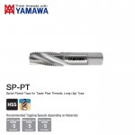 Mũi taro xoắn cho ren ống côn SP-PT Yamawa